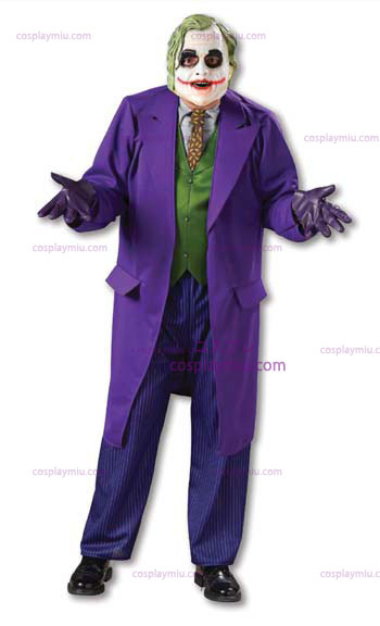 Joker Plus Size Costume