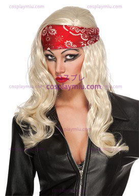 Lady Gaga Judas Wig And Bandana