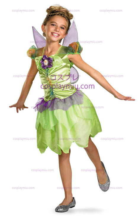 Tinkerbell Rainbow Child Costume