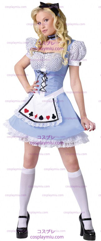 Alice Sexy Adult Costume