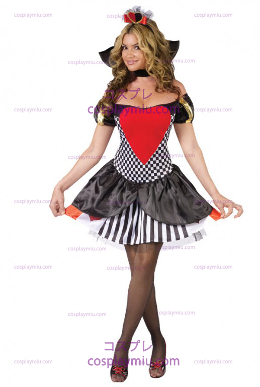 Queen Of Hearts Costume For Sale