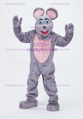 Mouse Mascot Complete Adult Costume