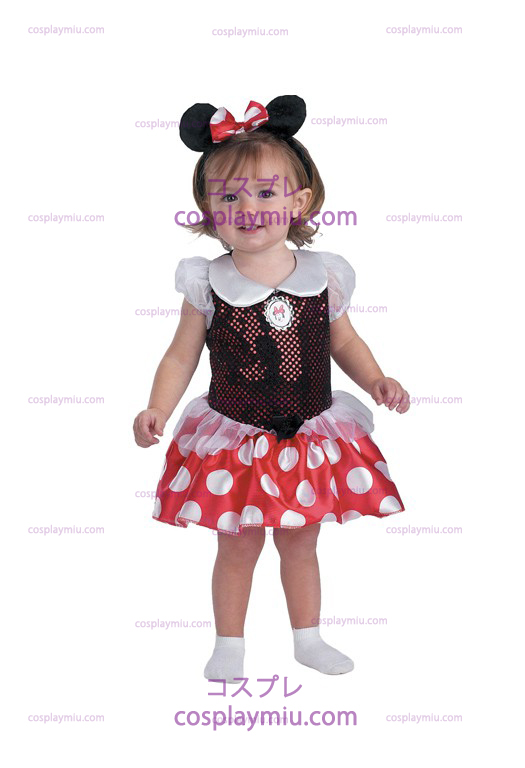 Baby Minnie Infant Costume