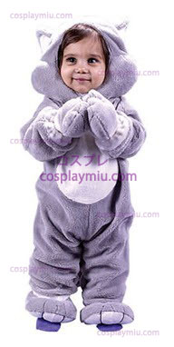 Plush Mouse Toddler Costume
