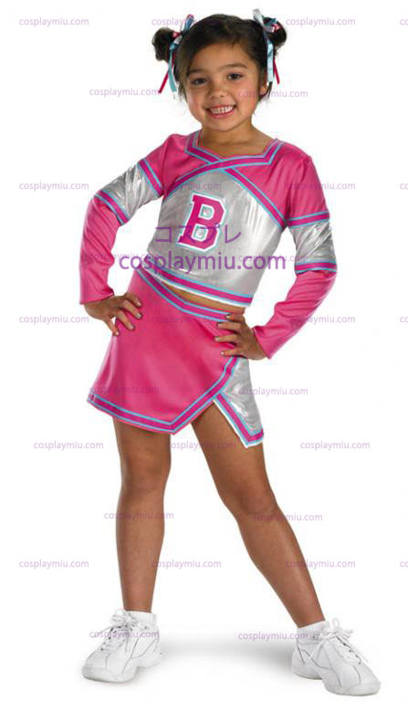 Barbie Team Spirit Child Costume