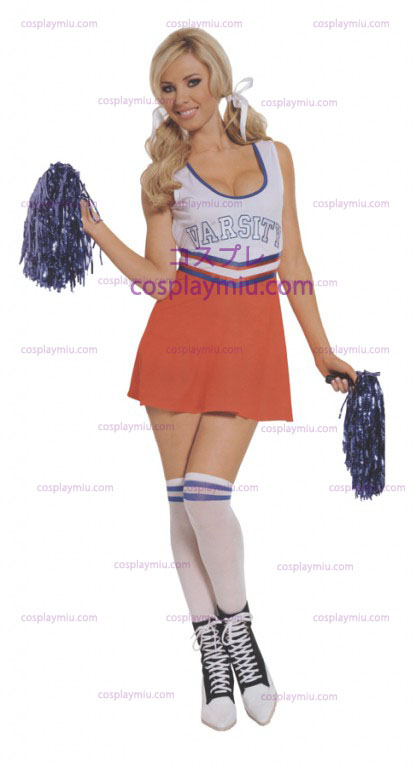 Cheerleader Team Captain Adult Costume