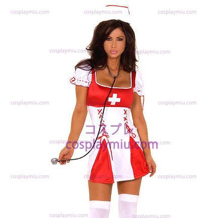 Temperature rising naughty nurses get spanked hard - 2 part 4