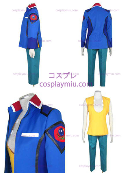 Earth military men uniform Costume