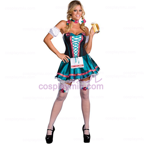 Heidi Hottie Adult Costume