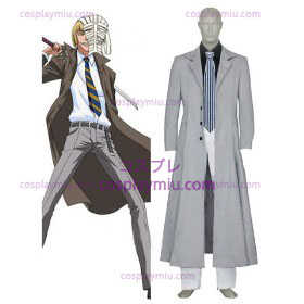 Bleach Hirako Shinji Cosplay Costume
