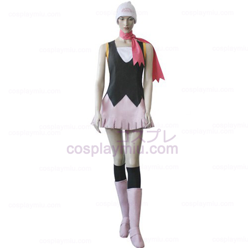 Pokemon Dawn Women's Cosplay Costume