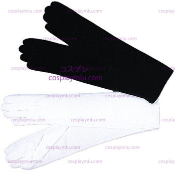Elbow Length Gloves ,Black 1 Size