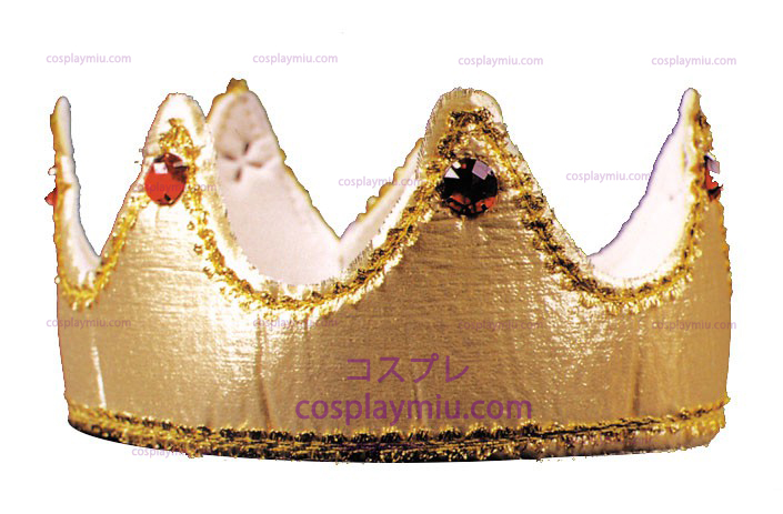 Kings Crown With Jewels