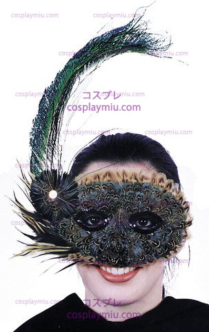 Mask, Feather 20'S Style