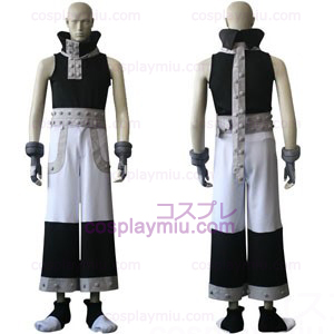Soul Eater Black Star Cosplay Costumes For Men