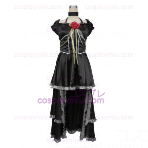 K-ON!! Kagamine Rin Cosplay Costume