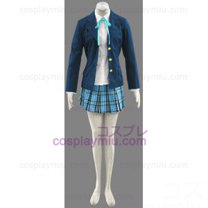 The First K-ON! Takara High School Girl Uniform Cosplay Costume