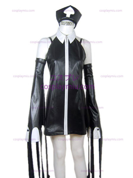 D.Gray-man Eliade Costume