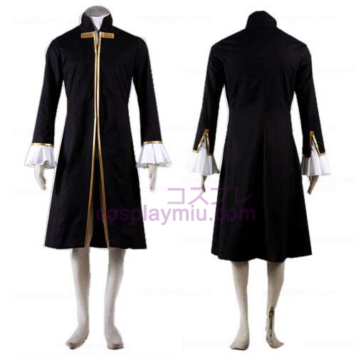 D.Gray Man Cross Maria Cosplay Costume