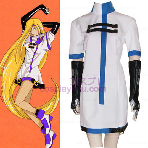 Guilty Gear Millia Rage Cosplay Costume