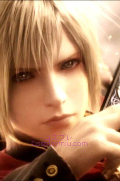 Final Fantasy Agito XIII Ace Cosplay Wig